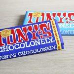 Tony's Chocolonely donkere melkchocolade