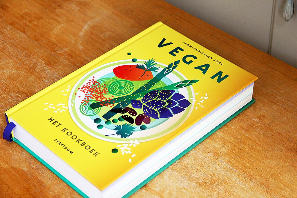 boekrecensie vegan het kookboek lauriekoek