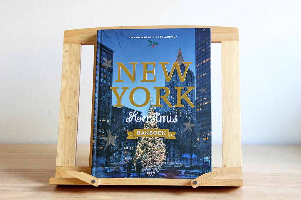 Boekrecensie: New York Kerstmis @ Lauriekoek.nl