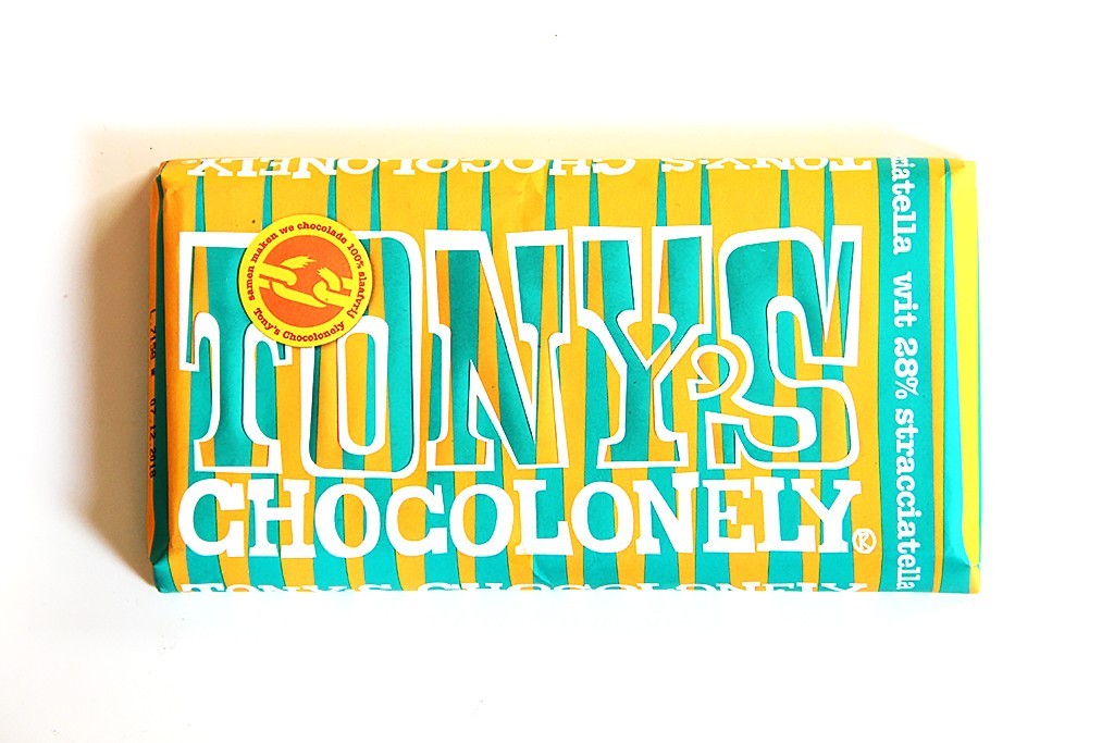 Tony's Chocolonely Limited Editions 2017 @ Lauriekoek.nl