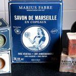 Marius Fabre zeep