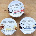 Abbot Kinney's fruityoghurts