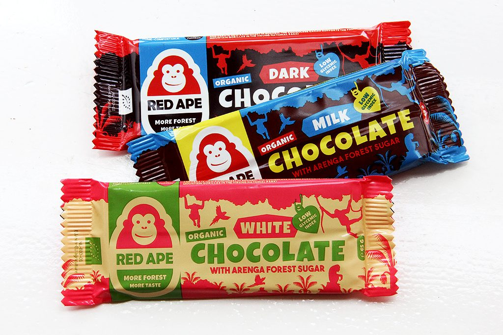 red ape chocolate