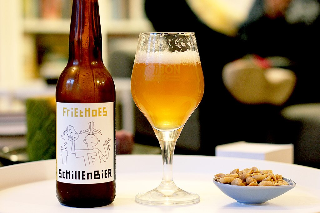 Friethoes Schillenbier - Lauriekoek.nl