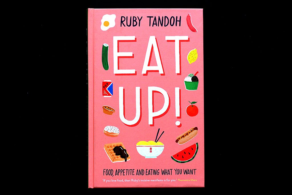 Ruby Tandoh - Eat Up: Boekrecensie - Lauriekoek.nl
