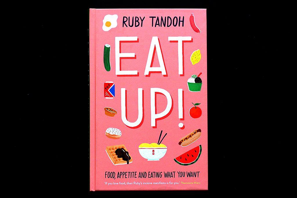 Ruby Tandoh - Eat Up: Boekrecensie - Lauriekoek.nl