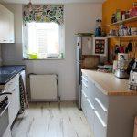 Een klein rondleiding in mijn vernieuwde kleurrijke keuken