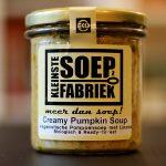 De Kleinste Soepfabriek – Nieuwe veganistische soep