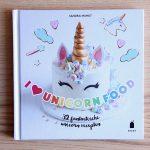 Boekrecensie: I love unicorn food