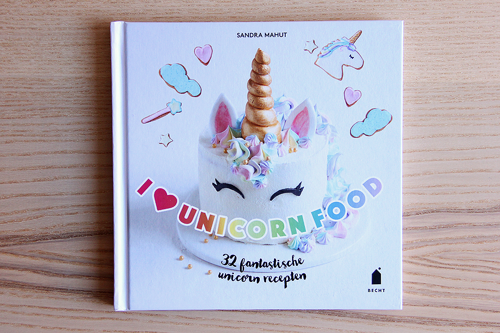 I love unicorn food - Boekrecensie @ Lauriekoek.nl