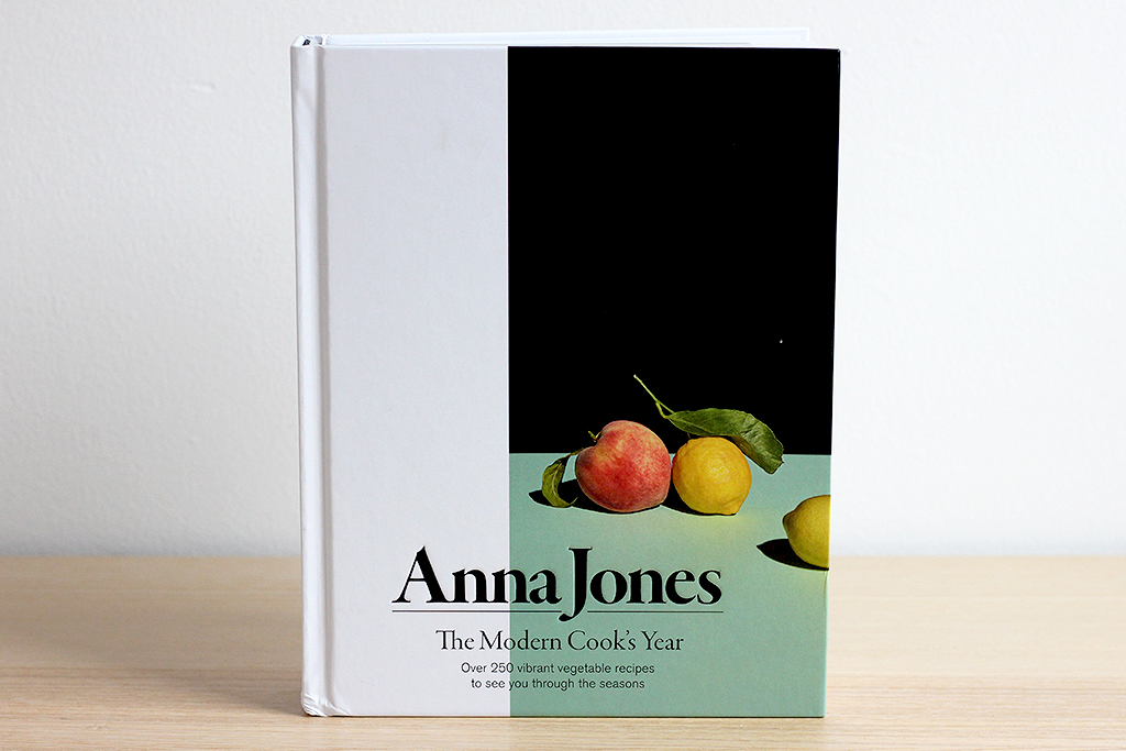Boekrecensie: Anna Jones - The Modern Cook's Year @ Lauriekoek.nl