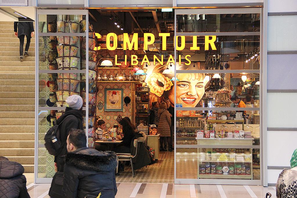 Comptoir Libanais - Lauriekoek.nl