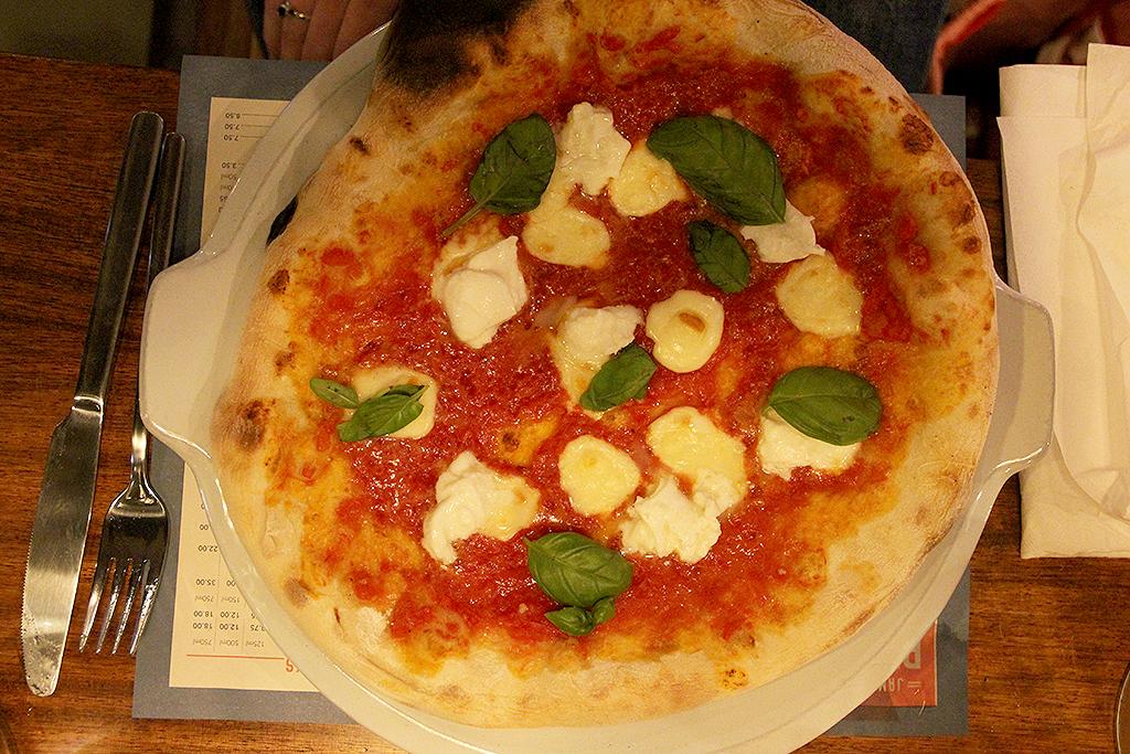 Jamie's Pizzaria Arnhem - review @ Lauriekoek.nl