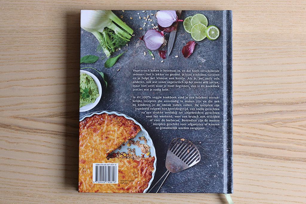 Lekker vegetarisch voor iedereen - boekrecensie @ Lauriekoek.nl