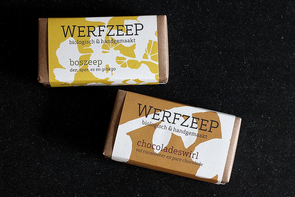 Werfzeep - Lauriekoek.nl