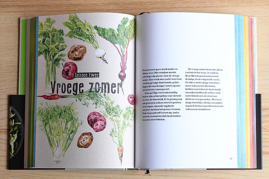 Boekrecensie: Zes Seizoenen - Lauriekoek.nl