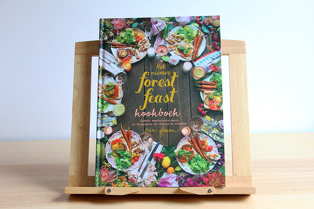 Boekrecensie: Het nieuwe Forest Feast kookboek - Lauriekoek.nl