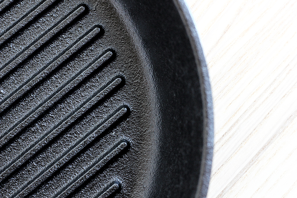 Lodge cast iron pan review @ Lauriekoek.nl
