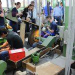 Een kijkje in een messenfabriek
