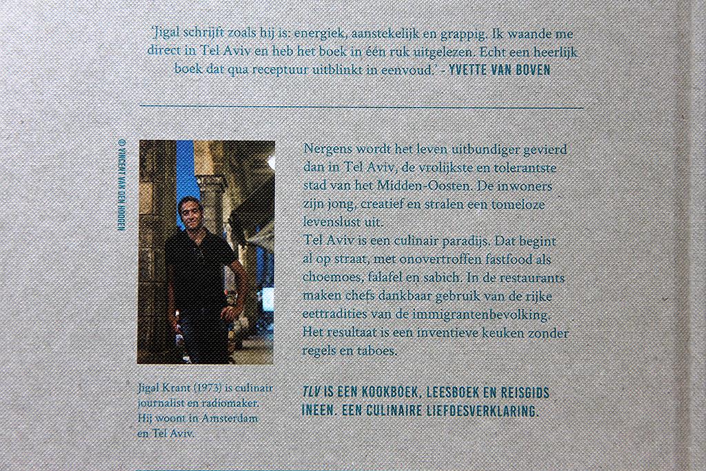 Boekrecensie: TLV @ Lauriekoek.nl