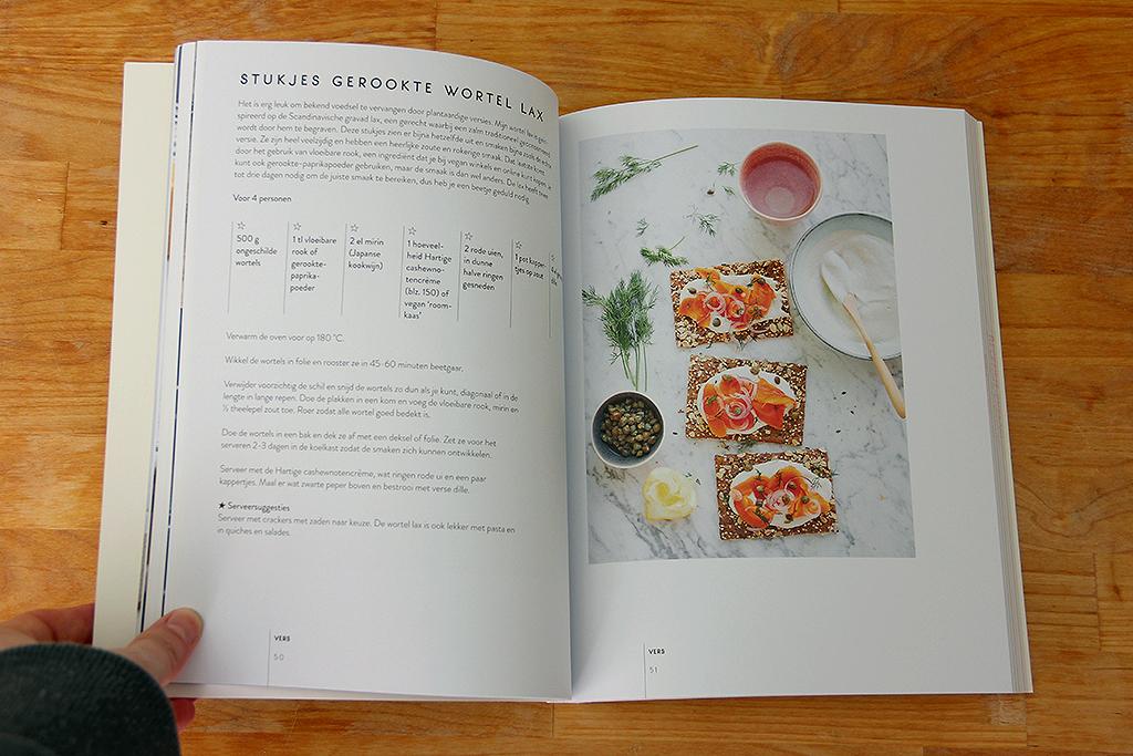 Boekrecensie: 7 Ingrediënten Vegan - Lauriekoek.nl