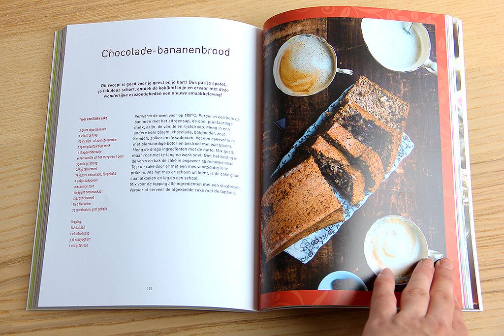 Boekrecensie: Ecofabulous koken in alle seizoenen - Lauriekoek.nl