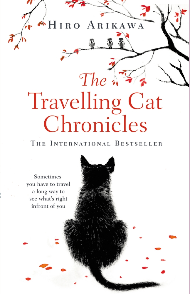 Traveelling Cat Chronicels @ Lauriekoek.nl