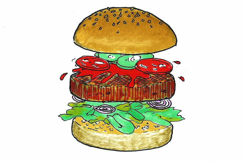 Ik heb het niet zo op vleesvervangers. Lees waarom @ Lauriekoek.nl