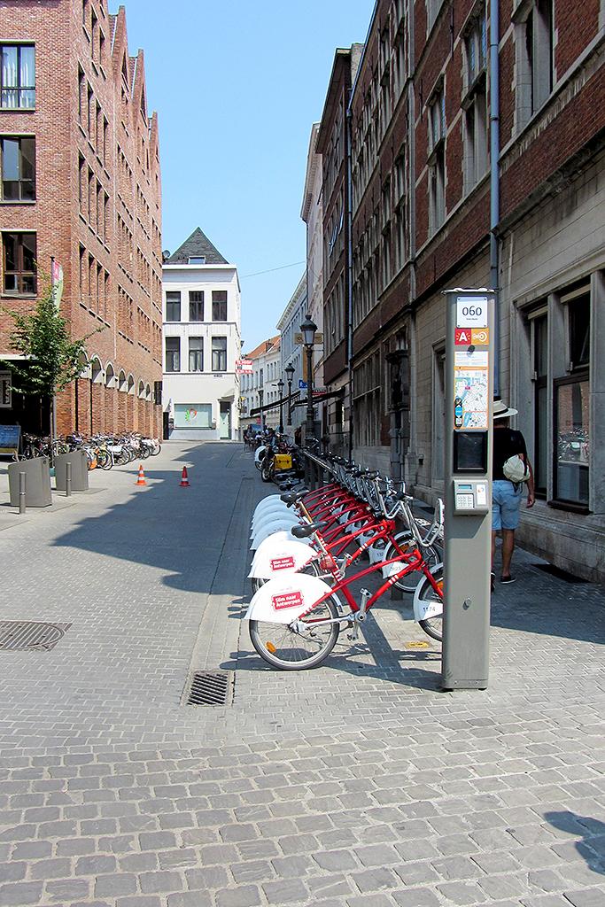 Antwerpen, waar moet je heen? @ Lauriekoek.nl