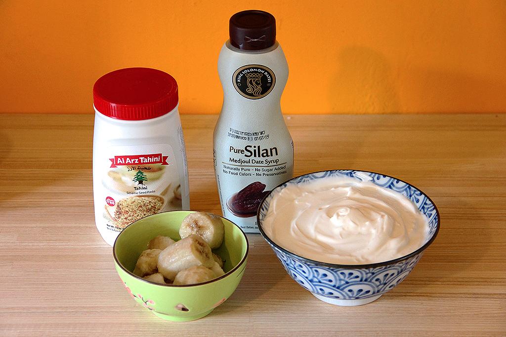 Recept: IJslollies met tahin en silan @ Lauriekoek.nl