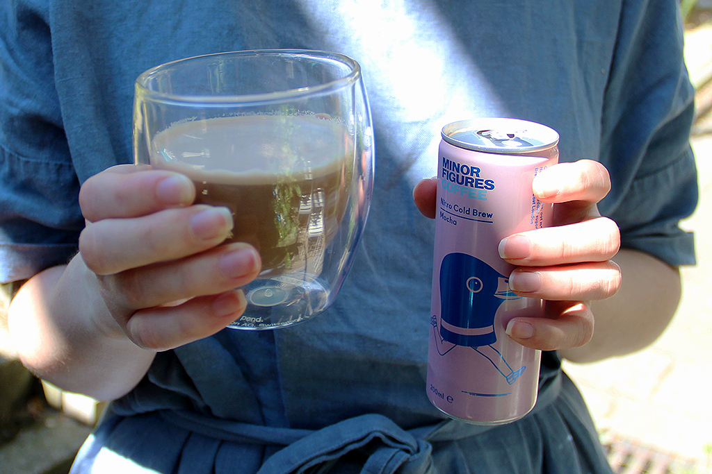 Minor Figures Cold Brew Coffee @ Lauriekoek.nl