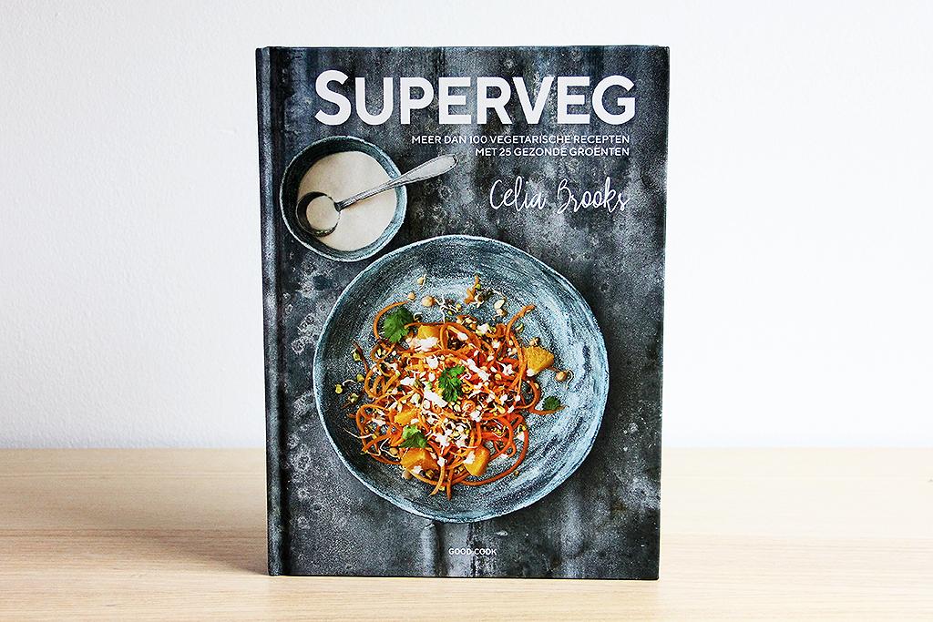 Boekrecensie: Superveg @ Lauriekoek.nl
