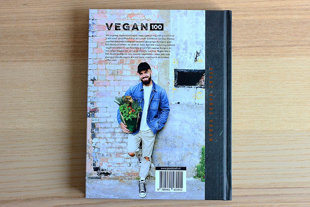 Boekrecensie: Vegan 100 @ Lauriekoek.nl