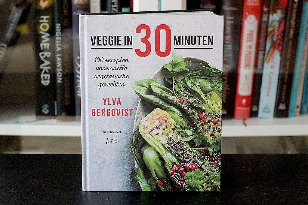 Boekrecenise: Veggie in 30 minuten @ Lauriekoek.nl
