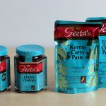 Geeta's currypastas en chutney's