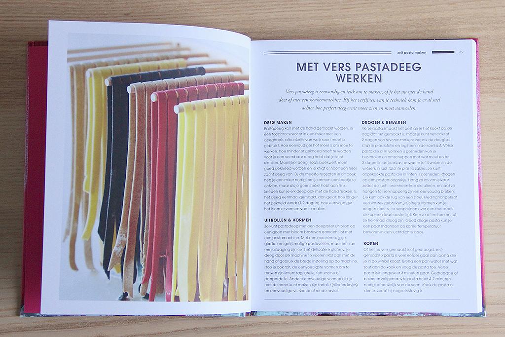 Boekrecensie: Pasta 2.0 @ Lauriekoek.nl
