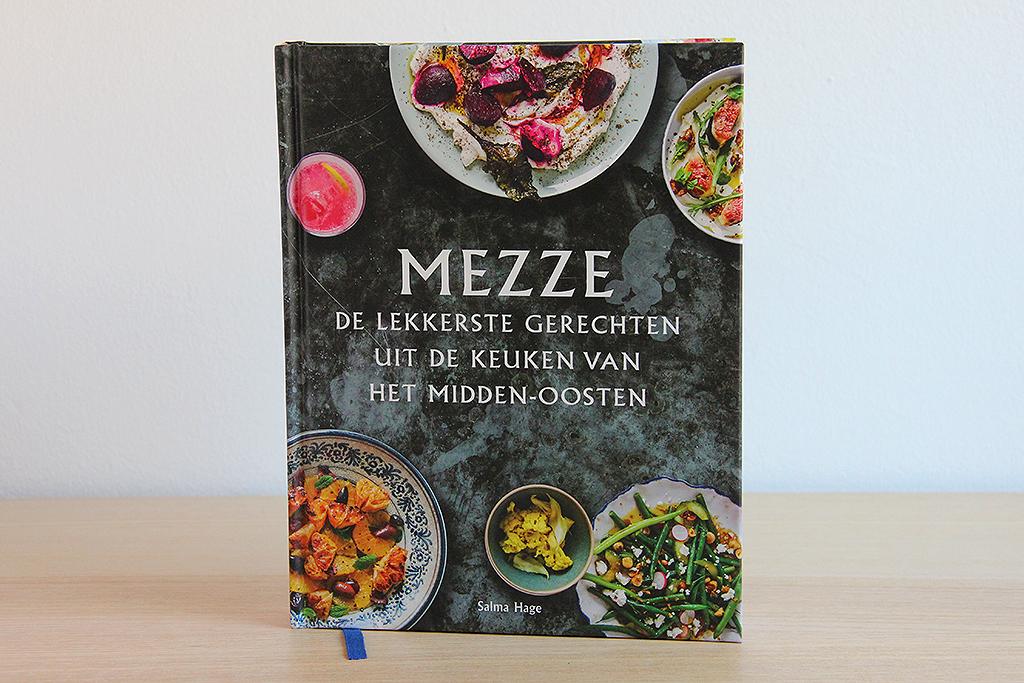 Boekrecensie: Mezze @ Lauriekoek.nl