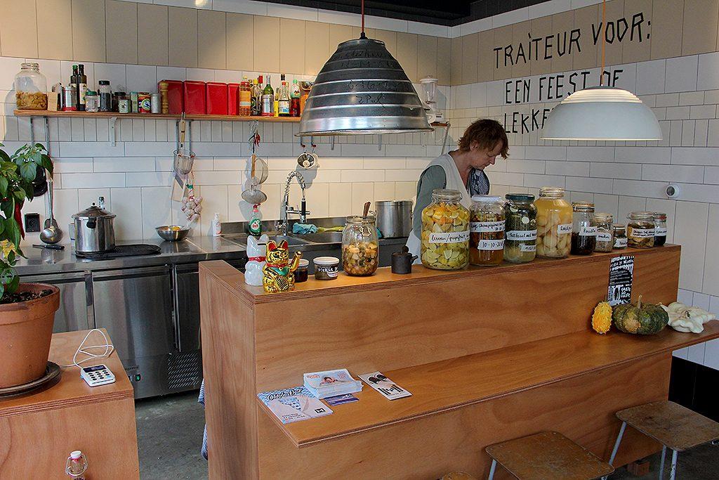 Pickle de Winkel @ Lauriekoek.nl