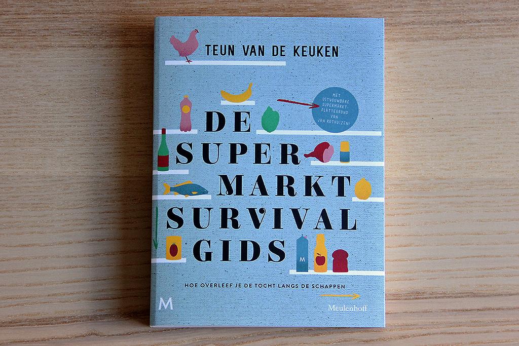 Boekrecensie: De Supermarktsurvivalgids @ Lauriekoek.nl