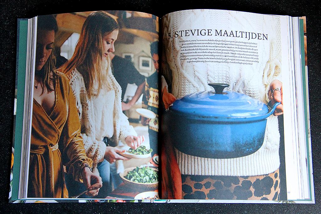 Boekrecensie: Vega Feest @ Lauriekoek.nl
