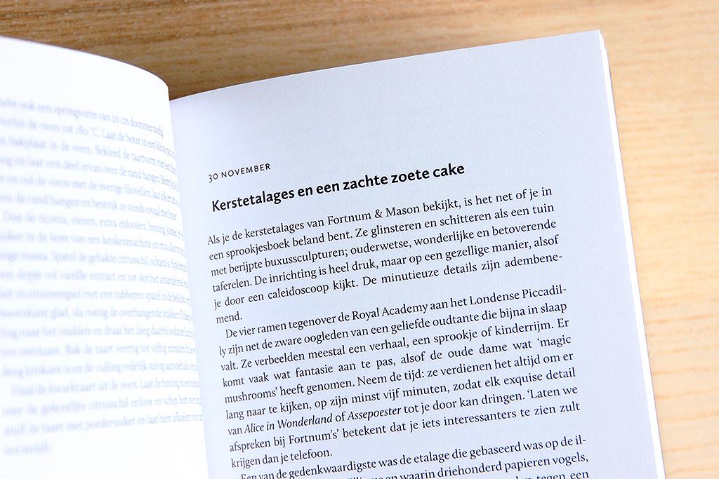 Boekrecensie: Nigel Slater - Culinair Winterdagboek @ Lauriekoek.nl