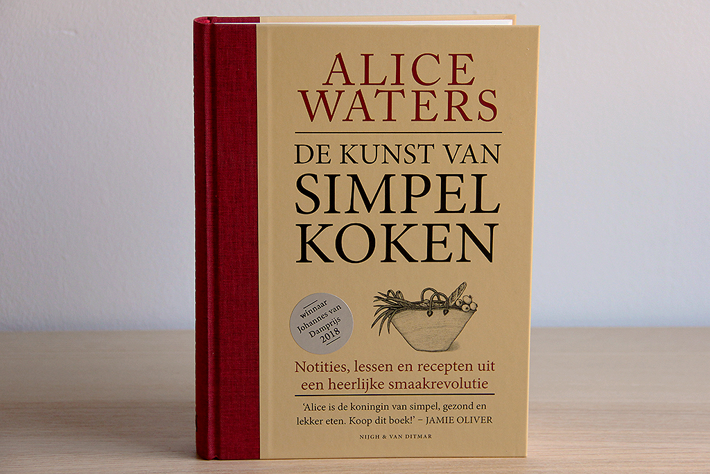 Boekrecensie: De Kunst van Simpel Koken @ Lauriekoek.nl