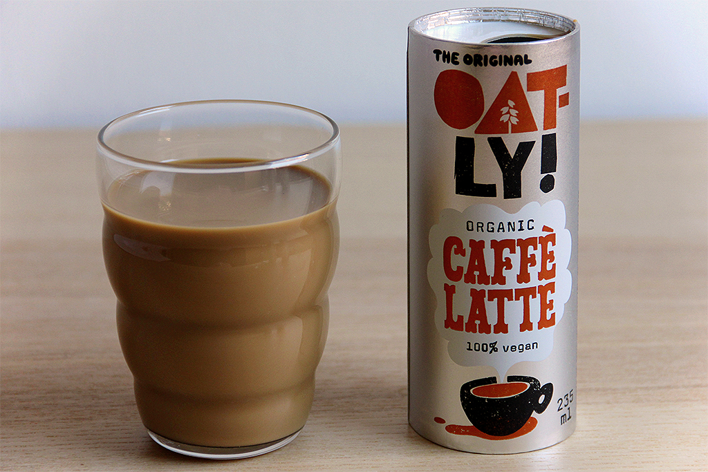 Oatly Oatdrinks @ Lauriekoek.nl