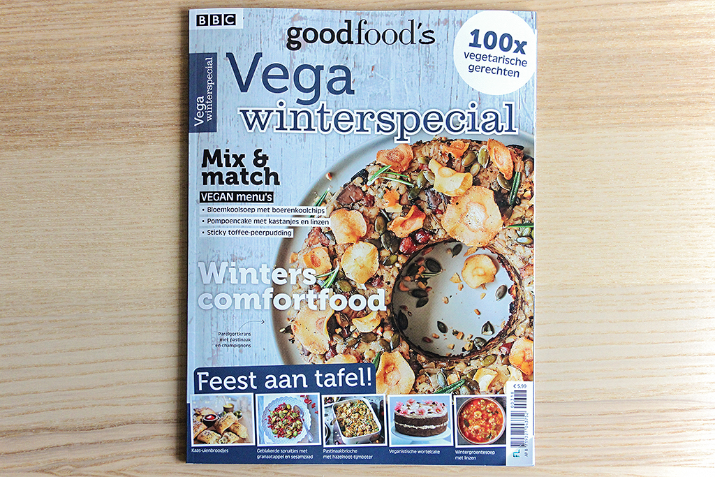BBC Good Food's Vega winterspecial @ Lauriekoek.nl