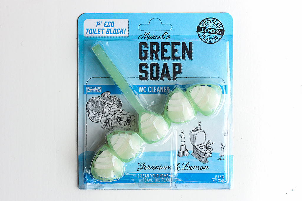Marcel's Green Soap WC Cleaner @ Lauriekoek.nl
