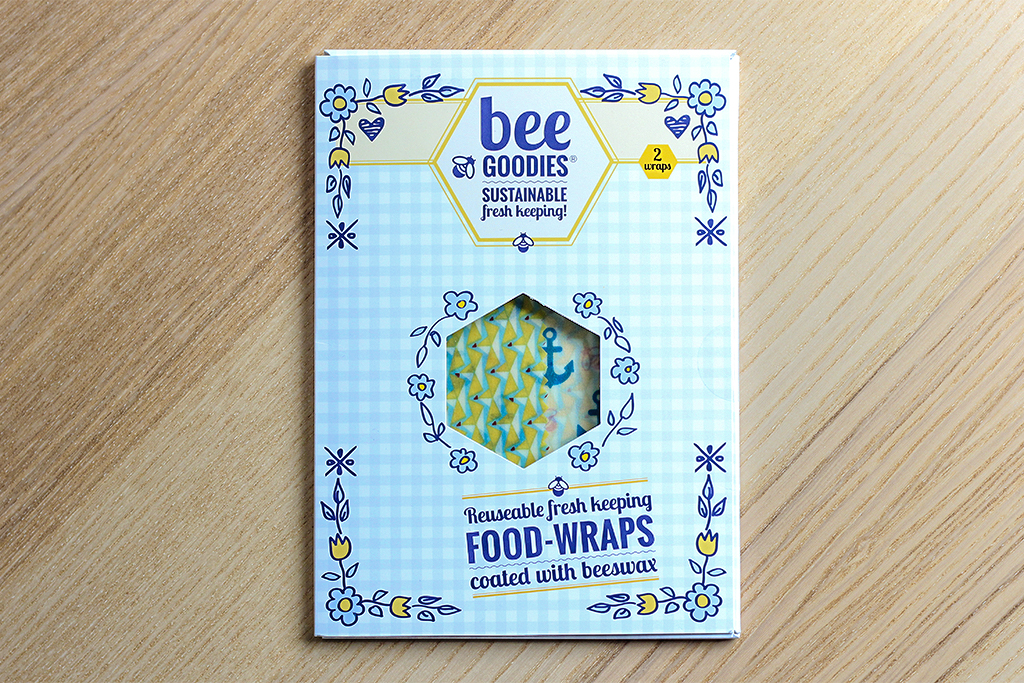 Bee Goodies @ Lauriekoek.nl