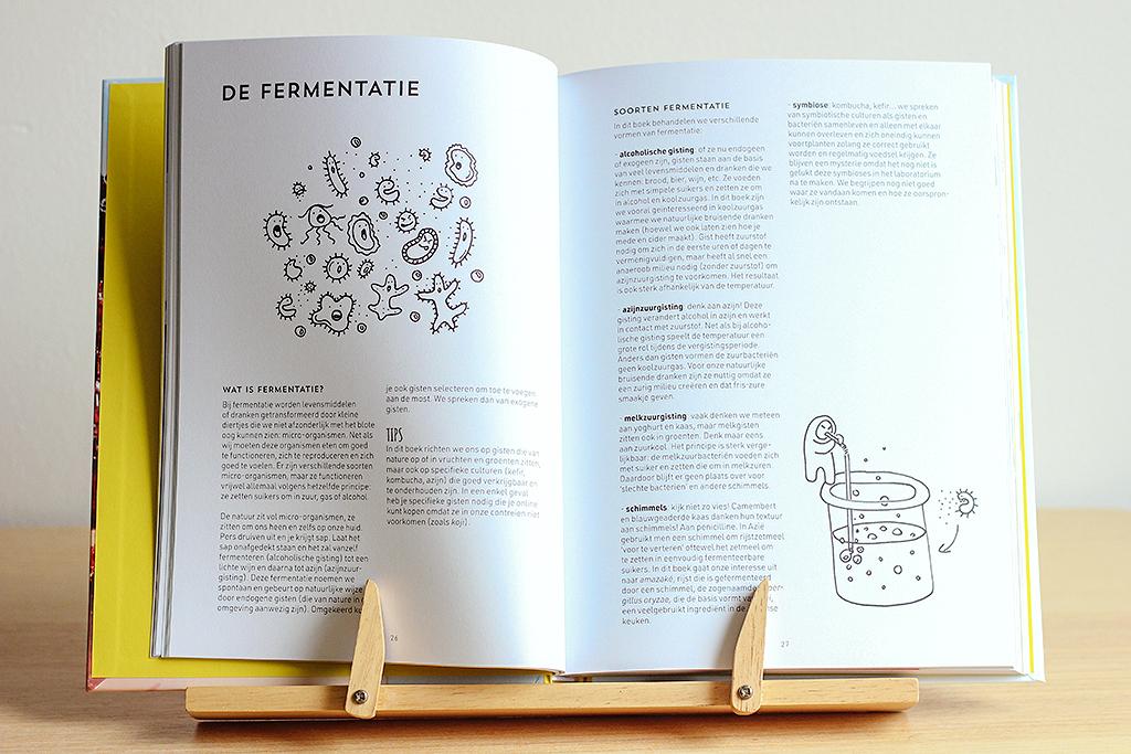 Boekrecensie: Kefir & Kombucha @ Lauriekoek.nl