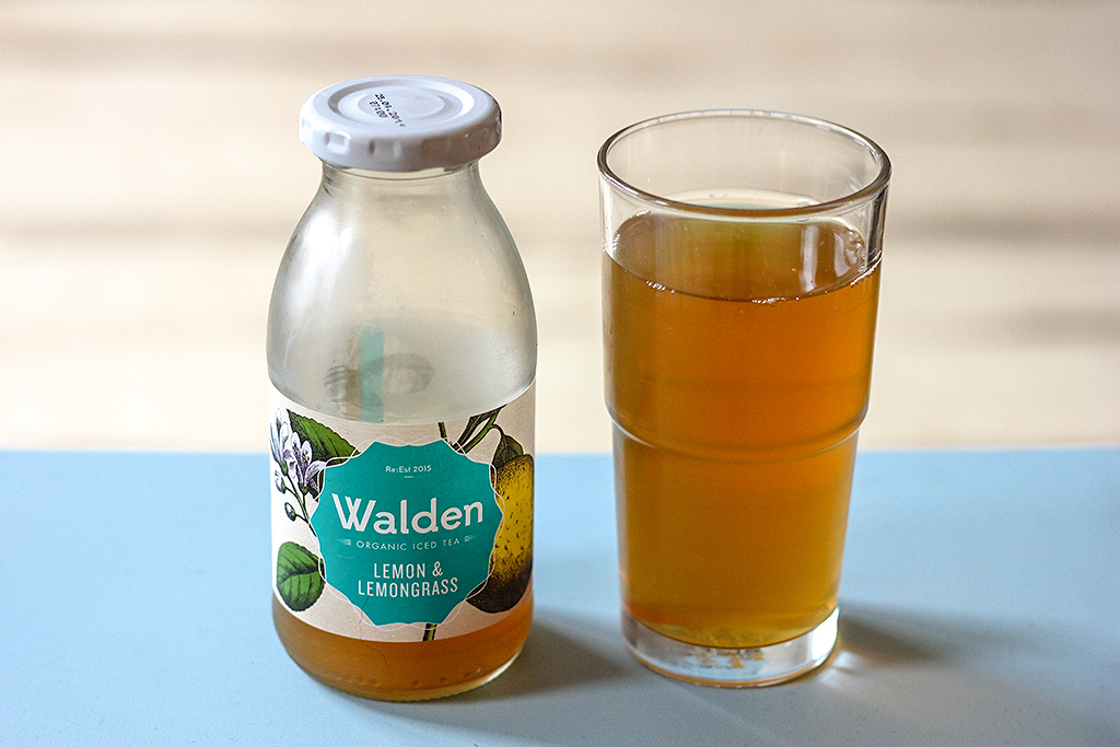 Walden Organic Ice Tea @ Lauriekoek.nl