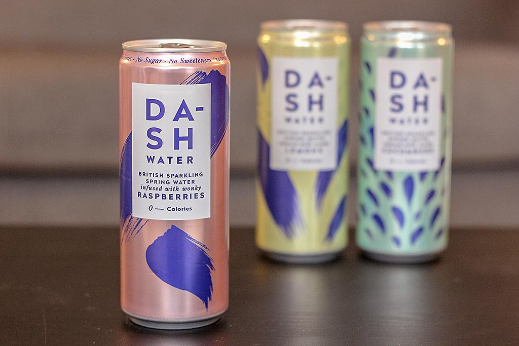 Dash water @ Lauriekoek.nl