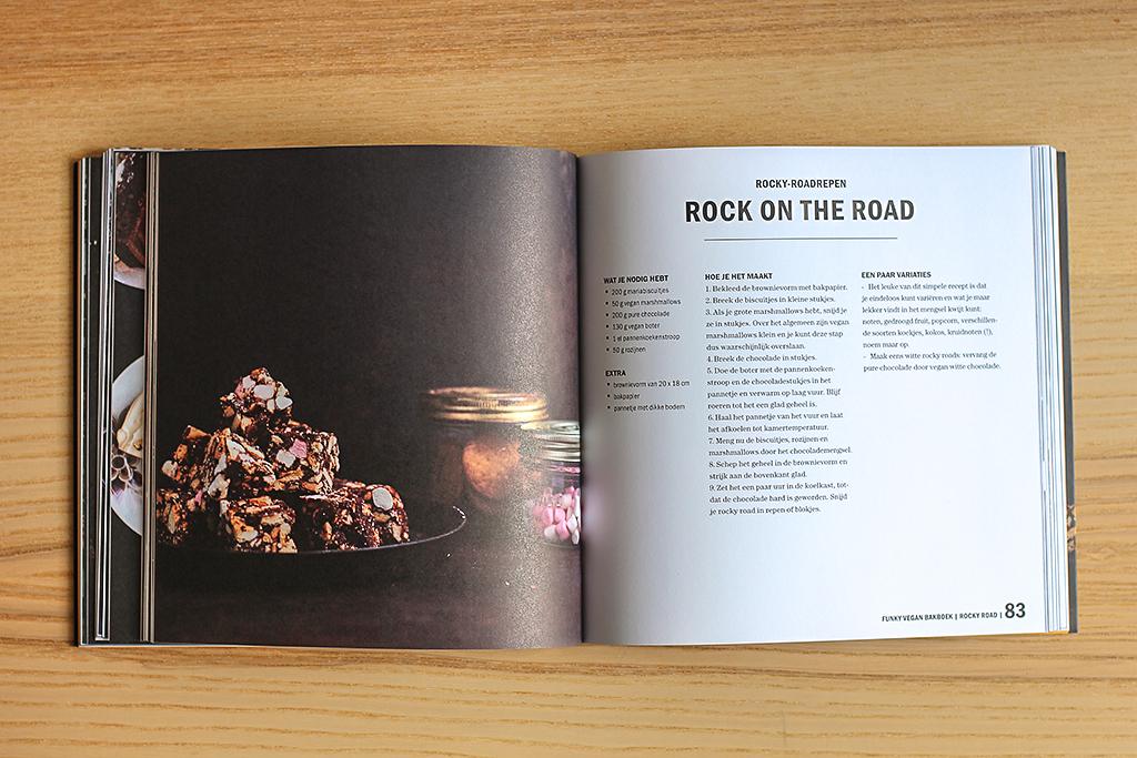 Boekrecensie: Funky Vegan Bakboek @ Lauriekoek.nl